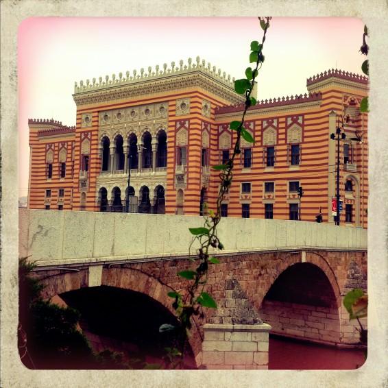 Während der österreichisch-ungarischer Ära entstanden Prachtbauten (Foto: balkanblogger.com)