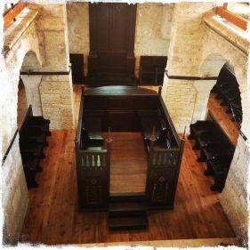 Heute ist das jüdische Museum darin untergebracht (Foto: balkanblogger)