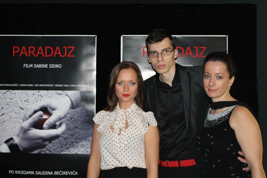 Sabina Sidro, Jasminko Halilovic, Sanela Becirevic