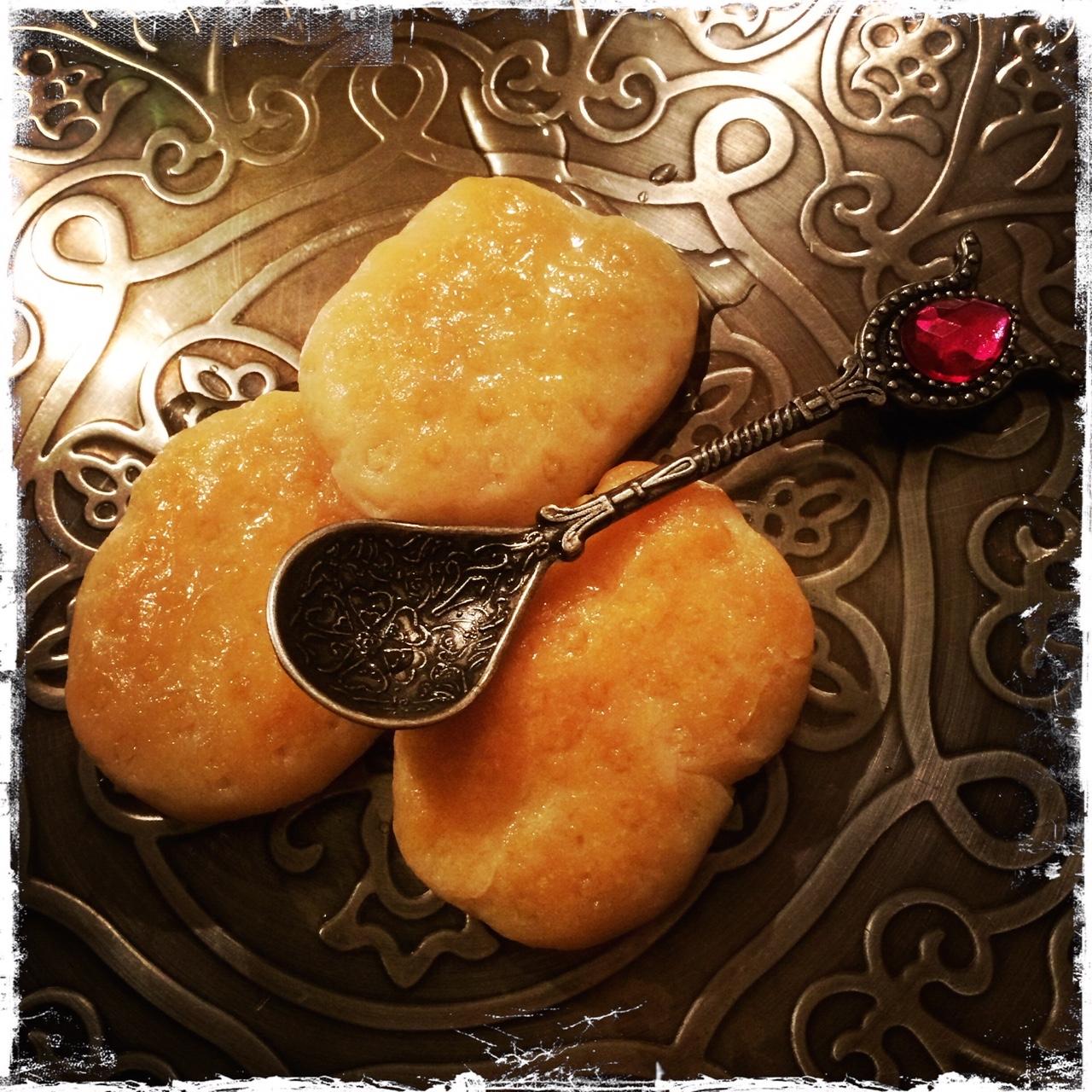 Hurmasice werden gerne zum Mokka oder Tee gegessen (Foto: balkanblogger)