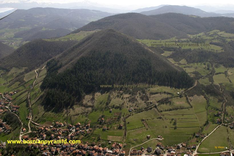 """Pyramide"" in Bosnien"