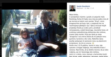 Sanjin Rasidovic und Anika