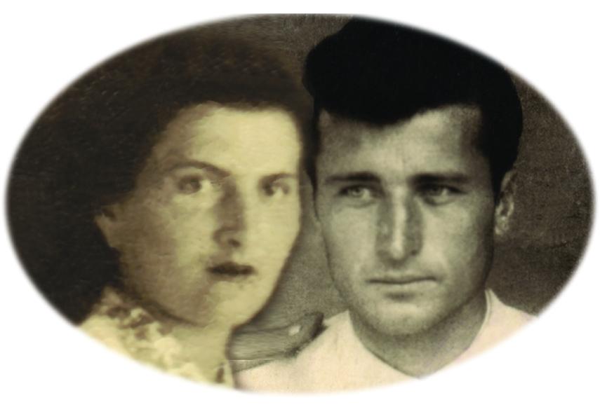Meine Großeltern Osman und Helena