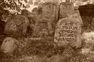 Die ältesten Grabsteine sind nur hier in Form eines schlafenden Löwen zu finden.