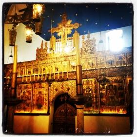 ...aus dem 16. Jh. Die Architektur unterschiedet sich von den anderen orthodoxen Kirchen, was auf den ursprünglichen christlichen Glauben zurückzuführen ist.