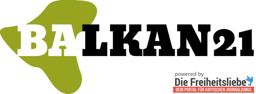 Das Logo von Balkan21