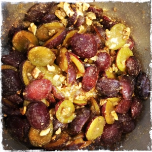 Schon das Kochen ist ein Dufterlebnis (Foto: balkanblogger.com)