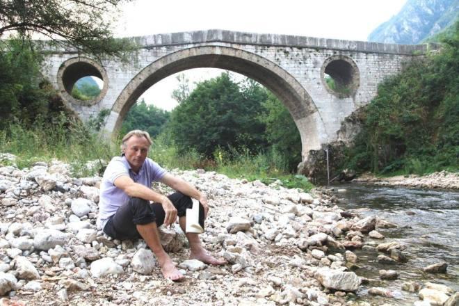 Tim Butcher in Sarajevo (Foto: Tim Butcher)