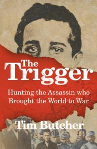 THE TRIGGER von Tim Butcher