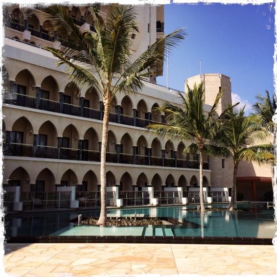 Hotel Al Bustan Palace Ritz Carlton (Foto: Balkanblogger)