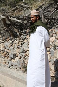 Unser Freund Abdullah (Foto: Balkanblogger)