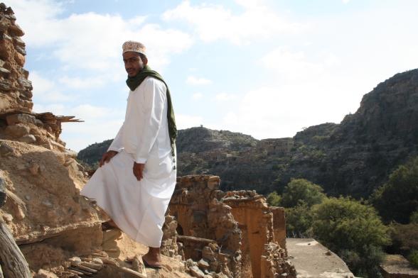 Unser Reiseführer und Freund Abdullah (Foto: Balkanblogger)