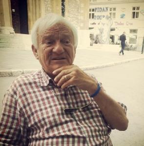 Jovan Divjak (Foto: Alen Velagic)