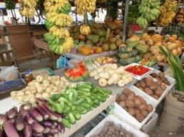 Auf dem Markt ist es bunt! (Foto: Balkanblogger)