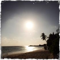 Wenn die Sonne sich am Abend schlafen legt ... (Foto: balkanblogger)