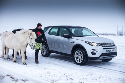 Mit wie vielen Pferdestärken man unterwegs ist, ist nicht wichtig. Entscheidet man sich für ein Auto, ist ein Allrad sinnvoll. Daher war ich mit dem neuen Land Rover Discovery Sport unterwegs (Foto: Markus Hofmann/white-photo.com)