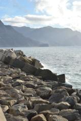 Bei der Rückfahrt Richtung Arguineguin im Süden an der Westküste entlang ... (Foto: balkanblogger.com)