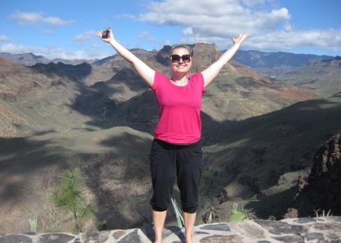 Berge, soweit das Auge reicht: Ein Blick über Degollada de las Yeguas (Foto: balkanblogger.com)