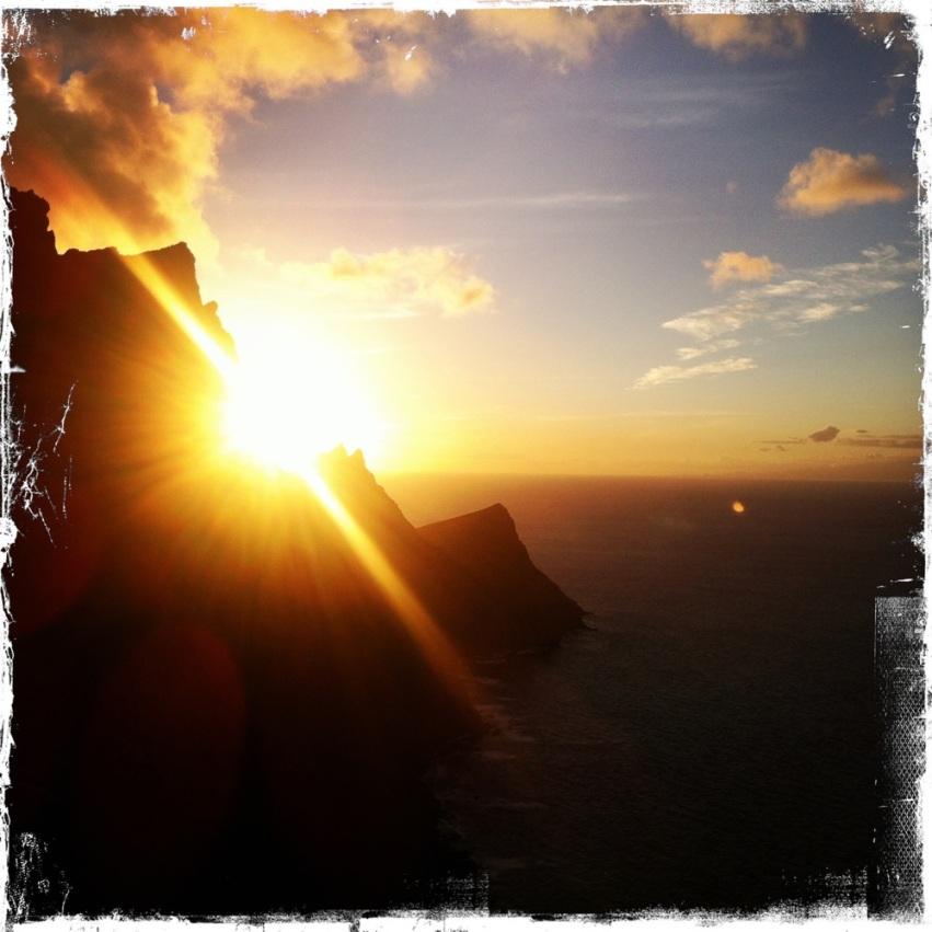 ... und einen unvergesslichen Sonnenuntergang zu erleben. (Foto: balkanblogger.com)