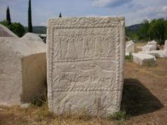 Verfasst sind die Texte in der altbosnischen Schrift Bosančica, die vom Mittelalter bis ins 19. Jahrhundert im Gebrauch war. (Foto: balkanblogger.com)