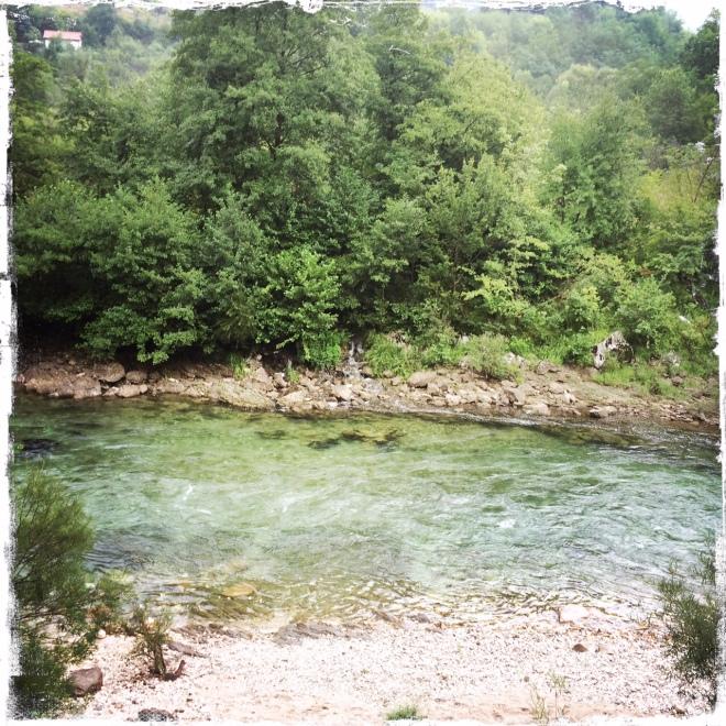 Der Fluss Neretva (Foto: balkanblogger)