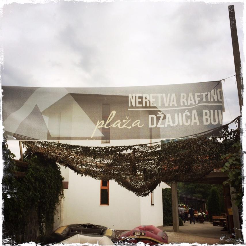 Welcome to the camp Dzajica buk! (Foto: balkanblogger)