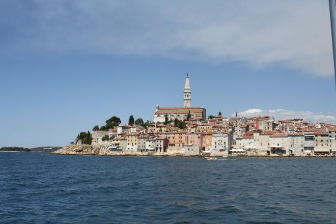 Klein-Venedig an der kroatischen Küste? Ja gibt es! Rovinj in Istrien! (Foto: balkanblogger.com)