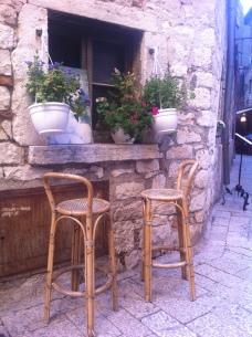 Überall, wo man blickt, finden sich romantische Ecken ... (Foto: Balkanblogger)
