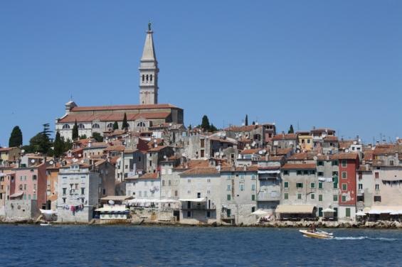 Rovinj ist eine der schönsten Küstenorte der Welt (Foto: Balkanblogger)