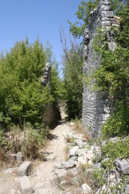 Im 17. Jahrhundert mussten die Bewohner die Stadt wegen Pestseuchen verlassen (Foto: Balkanblogger)