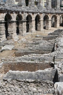Heute ist die Arena Austragungsort von Konzerten, Opern und Festivals (Foto: Balkanblogger)